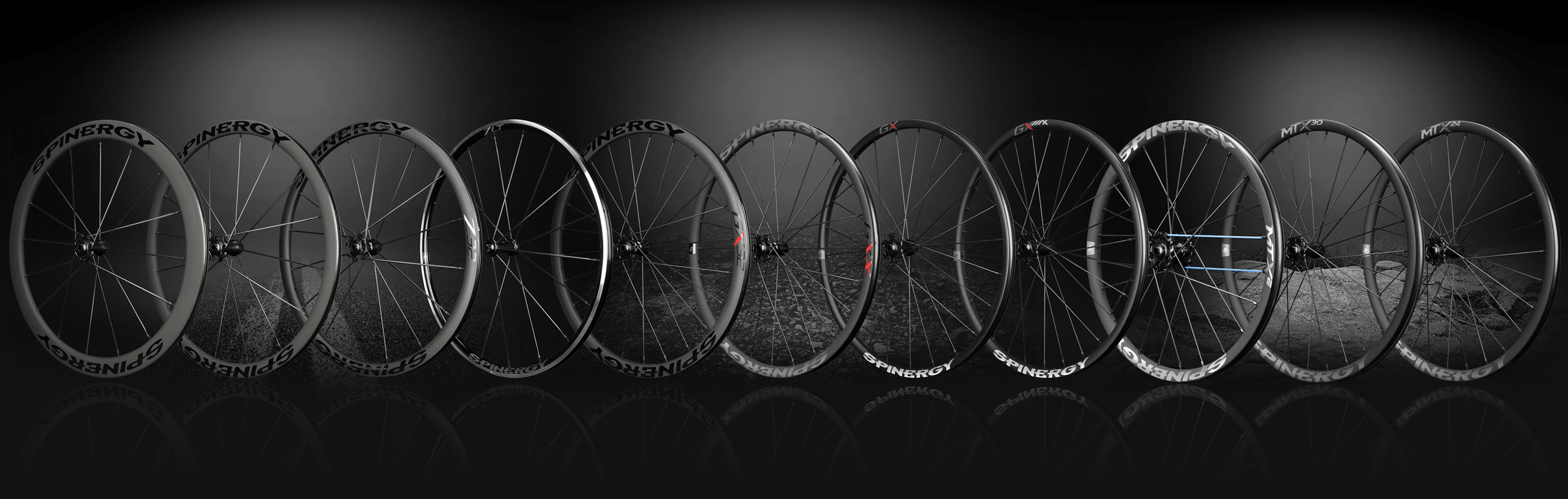 Spinergy Bicycle Wheels