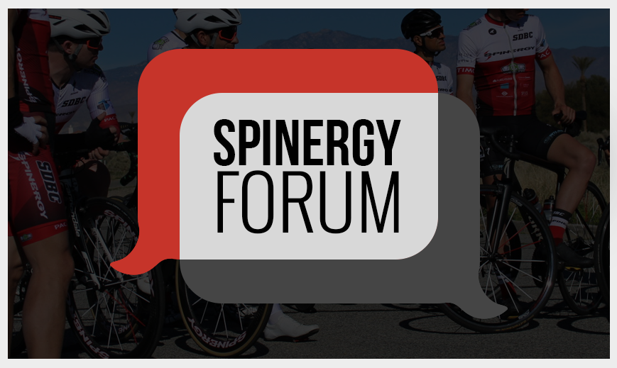 Spinergy Forum