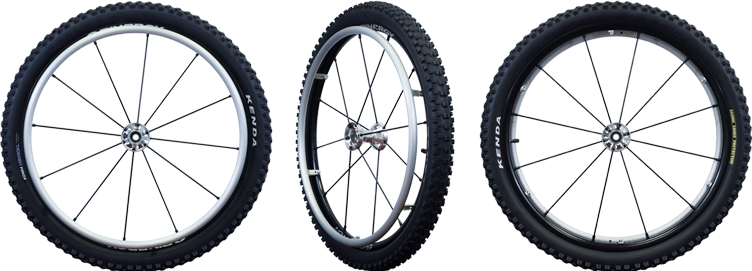 Outdoor Wheel Package Spinergy